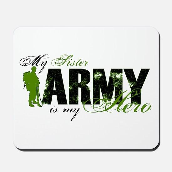 Sister Hero3 - ARMY Mousepad