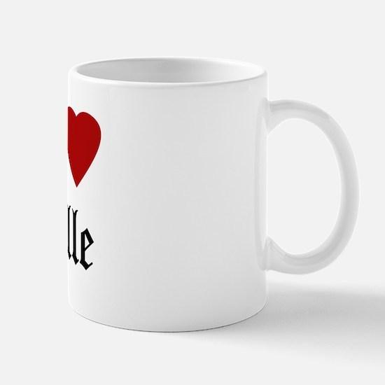 Hella Love Brazzaville Mug