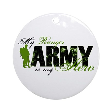Ranger Hero3 - ARMY Ornament (Round)