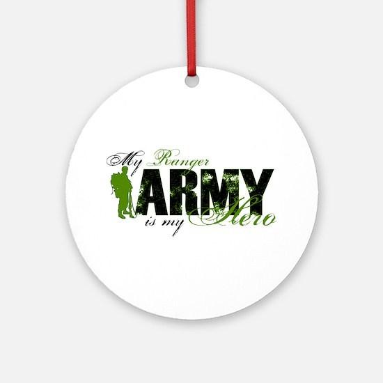 Ranger Hero3 - ARMY Ornament (Round)