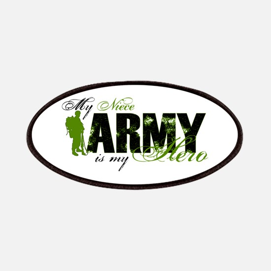 Niece Hero3 - ARMY Patches