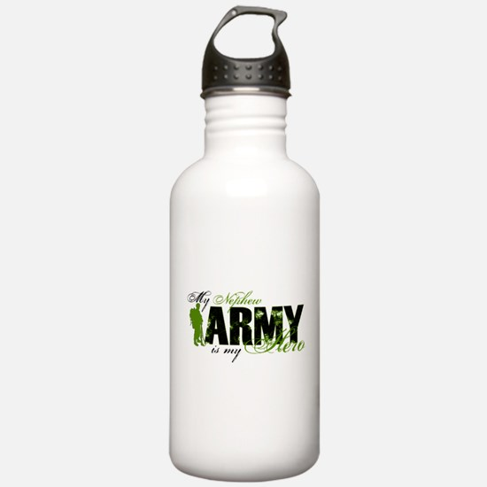 Nephew Hero3 - ARMY Water Bottle