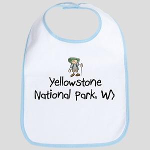 Hike Yellowstone (Boy) Bib