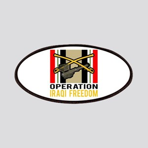 Cavalry Stinger OIF Patches
