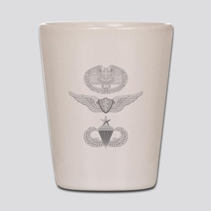 CFMB Flight Surgeon Airborne Senior Shot Glass