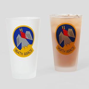 964th AWACS Drinking Glass