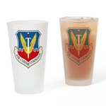 Air Combat Command Drinking Glass