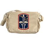 172nd Infantry Messenger Bag