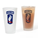 173rd Airborne Bde Drinking Glass