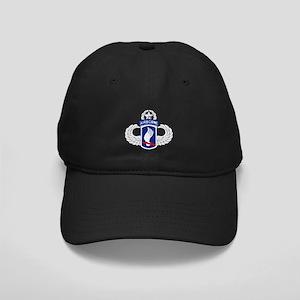 173rd Airborne Master Black Cap