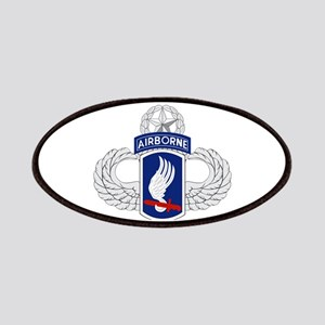 173rd Airborne Master Patches