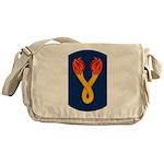 196th Light Infantry Bde Messenger Bag