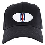 197th Infantry Black Cap