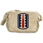 197th Infantry Messenger Bag