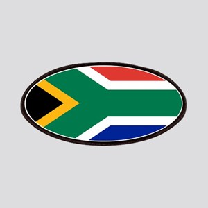 Flag South Africa Patches