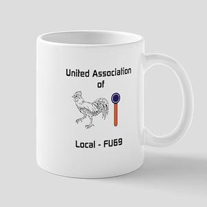 Hookers Union Mug