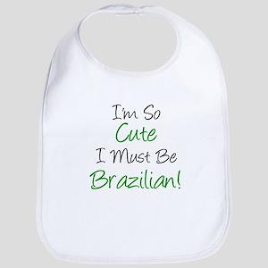 I'm So Cute Brazilian Bib
