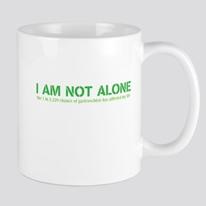 I am not alone! Mug