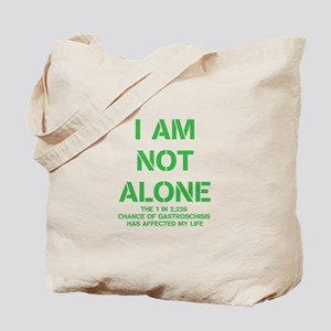I am not alone! Tote Bag