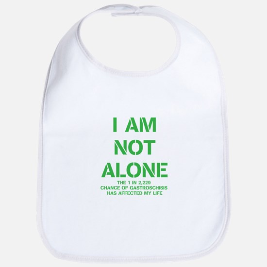I am not alone! Bib