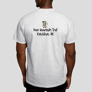 Hike Deer Mtn Trail (Boy) Light T-Shirt