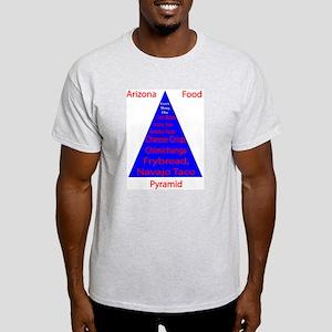 Arizona Food Pyramid Light T-Shirt
