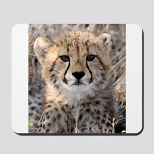 Cheetah Cub Mousepad