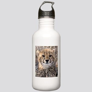 Cheetah Cub Stainless Water Bottle 1.0L