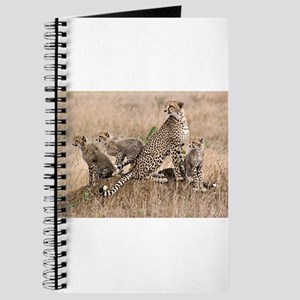 Cheetah Family Journal