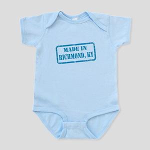 MADE IN RICHMOND Infant Bodysuit