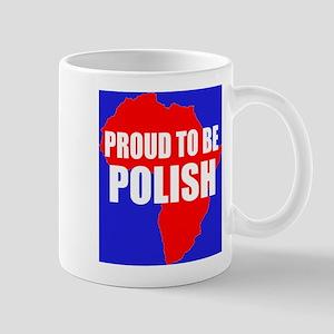 Proud to be Polish Mug