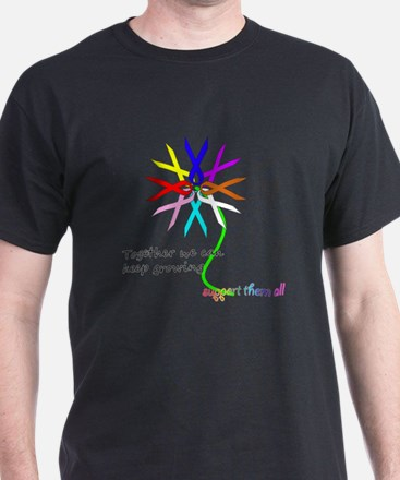 Support All Cancer T-Shirt