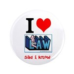 "Law student's 3.5"" Button (100 pack)"