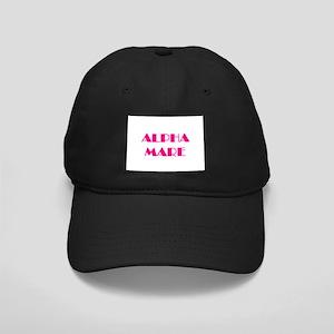 Alpha Mare Black Cap