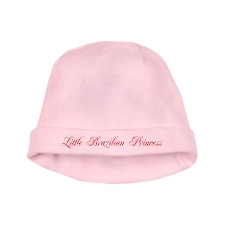Little Brazilian Princess baby hat