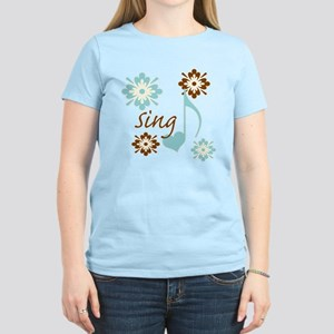 Sing Women's Light T-Shirt