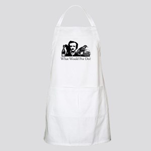What Would Poe Do? Apron