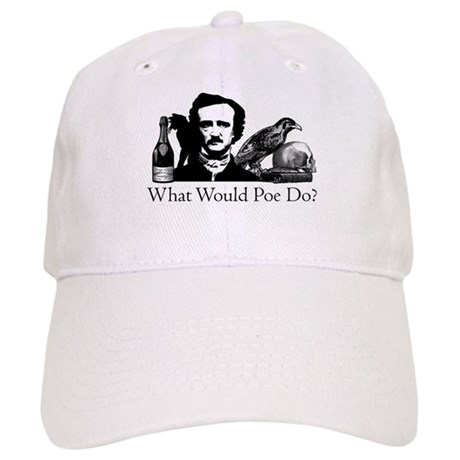 What Would Poe Do? Cap