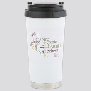 Kindness Matters Stainless Steel Travel Mug