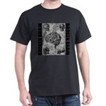 Broken brain Dark T-Shirt