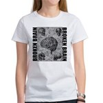 Broken brain Women's T-Shirt