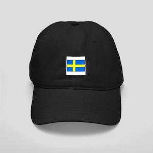 Cheer on Sweden's Soccer Team Black Cap