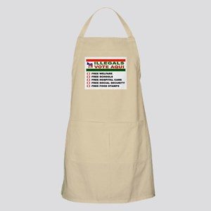 EVERYTHING IS FREE Apron
