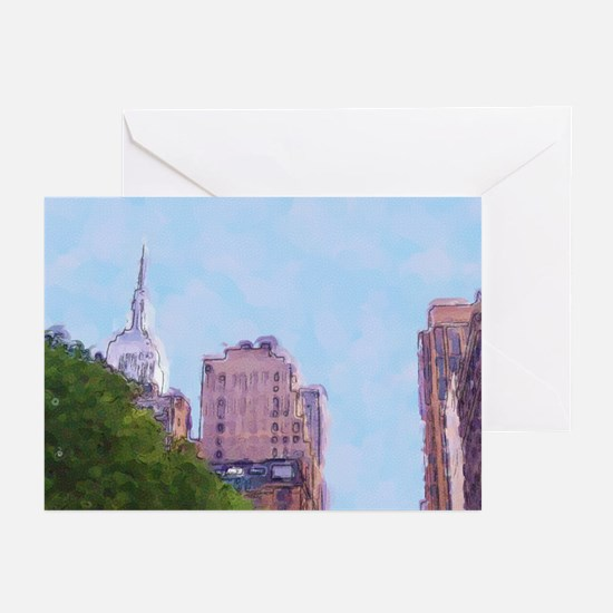 Unique Midtown Greeting Cards (Pk of 10)