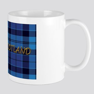 Tartan Army Scottish Girls Mug