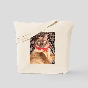 FPG Xmas Cat I Tote Bag