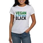 Vegan is the New Black Women's T-Shirt
