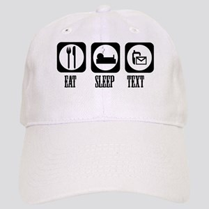 Eat Sleep Text! Cap