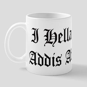 Hella Love Addis Abeba Mug