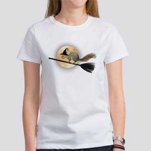 Witch Squirrel Women's T-Shirt